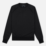 Maharishi Track Crew Neck Men`s Sweatshirt Black photo- 0