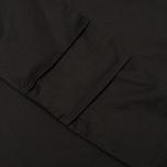 Мужская толстовка Maharishi Woven Crew Black фото- 4