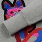 Мужская толстовка Maison Kitsune Acide Fox Embroidery Grey Melange фото - 3