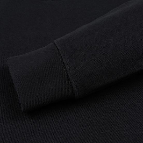 Мужская толстовка Maison Kitsune Acide Fox Patch Black