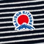 Мужская толстовка Maison Kitsune Marin Navy фото- 2