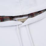 Мужская толстовка Maison Kitsune Oversize Hoodie White фото- 1
