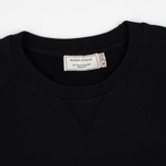 Maison Kitsune Parisien Men's Sweatshirt Black photo- 1