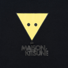 Мужская толстовка Maison Kitsune Triangle Fox Anthracite фото- 2