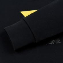 Мужская толстовка Maison Kitsune Triangle Fox Anthracite фото- 3