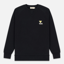 Мужская толстовка Maison Kitsune Triangle Fox Patch Black
