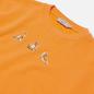 Мужская толстовка Maison Kitsune Yoga Fox Patches Orange фото - 1