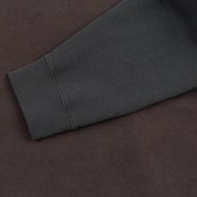 Мужская толстовка Maison Margiela Double Layer Hooded Grey Overdye фото- 2