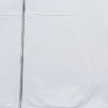 Мужская толстовка Maison Margiela Stereotype Felpa Con Zip Off White фото- 3
