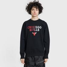 Мужская толстовка Marcelo Burlon Chicago Bulls Shades Crew Neck Black/Multicolor фото- 2