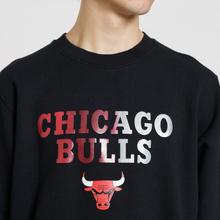 Мужская толстовка Marcelo Burlon Chicago Bulls Shades Crew Neck Black/Multicolor фото- 3
