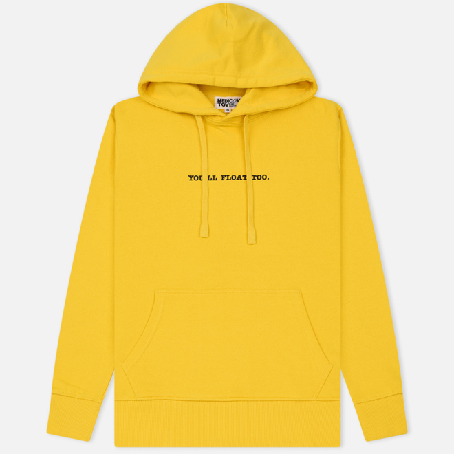 Мужская толстовка Medicom Toy IT Pullover Hooded Yellow