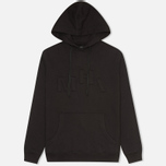 MHI By Maharishi Pullover Men's Hoody Black photo- 0
