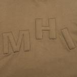 Мужская толстовка MHI By Maharishi Pullover Olive фото- 2