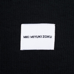 Мужская толстовка MKI Miyuki-Zoku 8 Oz Super Heavyweight Black фото- 3