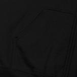 Мужская толстовка MKI Miyuki-Zoku Badge Zip Hoody Black фото- 2