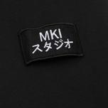 Мужская толстовка MKI Miyuki-Zoku Badge Zip Hoody Black фото- 4