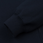 Мужская толстовка MKI Miyuki-Zoku Badge Zip Hoody Navy фото- 3