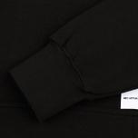 Мужская толстовка MKI Miyuki-Zoku Embroidered Logo Hoody Black фото- 2