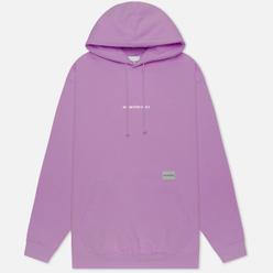 Мужская толстовка MKI Miyuki-Zoku Embroidered Logo Hoody Lilac