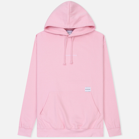 Мужская толстовка MKI Miyuki-Zoku Embroidered Logo Hoody Pink