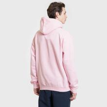 Мужская толстовка MKI Miyuki-Zoku Embroidered Logo Hoody Pink фото- 2