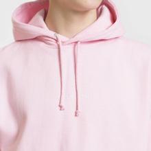 Мужская толстовка MKI Miyuki-Zoku Embroidered Logo Hoody Pink фото- 3