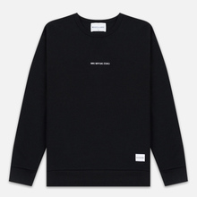 Мужская толстовка MKI Miyuki-Zoku Embroidered Logo Sweat Black фото- 0