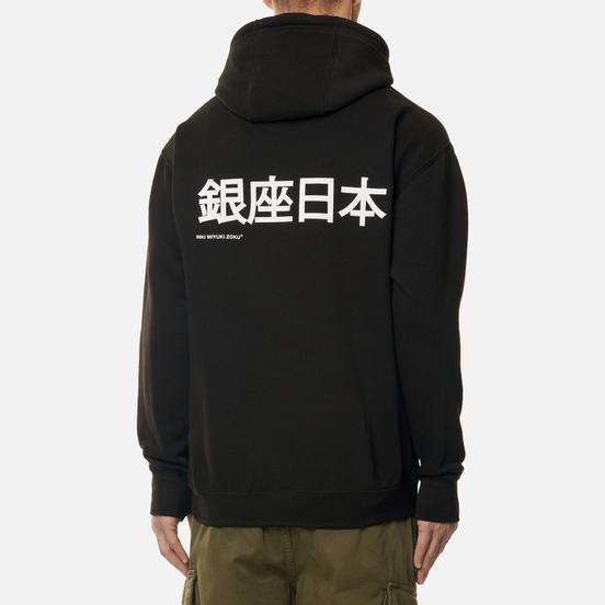 Мужская толстовка MKI Miyuki-Zoku Ginza Hoody Black