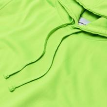 Мужская толстовка MKI Miyuki-Zoku Neon Logo Hoody Flo Green фото- 1