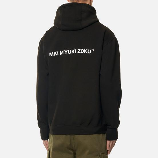 Мужская толстовка MKI Miyuki-Zoku Registered Logo Hoody Black