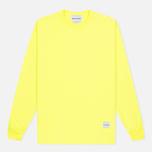 Мужская толстовка MKI Miyuki-Zoku SS 16 Long Sleeve Flo Yellow фото- 0