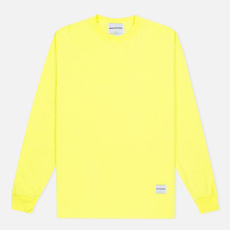 MKI Miyuki-Zoku SS 16 Long Sleeve Men's Sweatshirt Flo Yellow