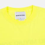 Мужская толстовка MKI Miyuki-Zoku SS 16 Long Sleeve Flo Yellow фото- 1