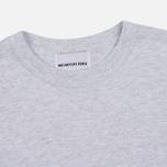 MKI Miyuki-Zoku SS 16 Long Sleeve Men's Sweatshirt Light Grey Marl photo- 1