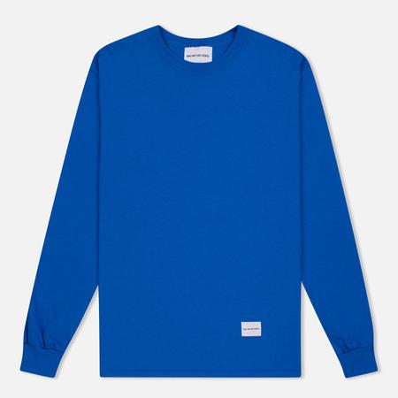 Мужская толстовка MKI Miyuki-Zoku SS 16 Long Sleeve Royal Blue