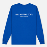 MKI Miyuki-Zoku SS 16 Long Sleeve Men's Sweatshirt Royal Blue photo- 3