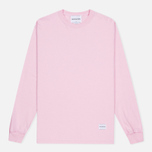 Мужская толстовка MKI Miyuki-Zoku SS 16 Long Sleeve Pink фото- 0