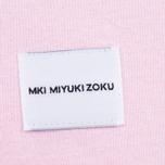 Мужская толстовка MKI Miyuki-Zoku SS 16 Long Sleeve Pink фото- 4