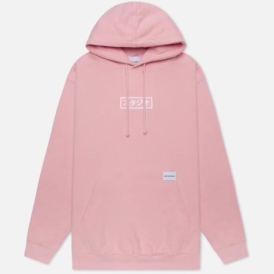Мужская толстовка MKI Miyuki-Zoku Studio Box Hoody Pink