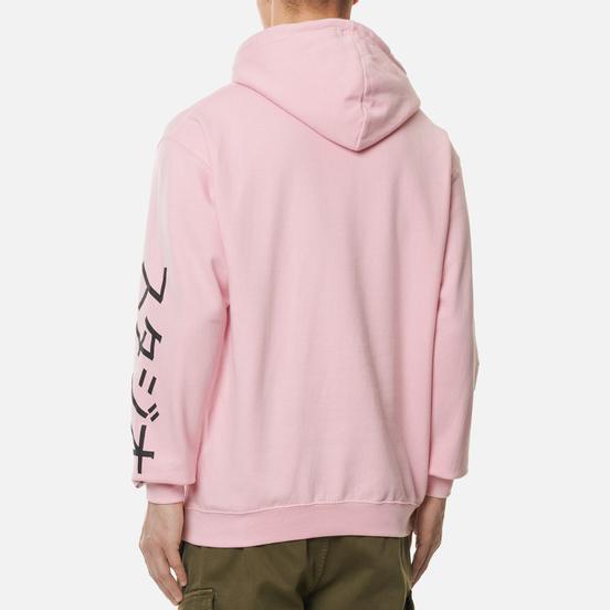Мужская толстовка MKI Miyuki-Zoku Symbol Arm Hoody Pink