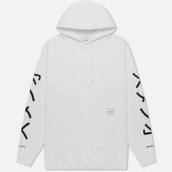 Мужская толстовка MKI Miyuki-Zoku Symbol Arm Hoody White