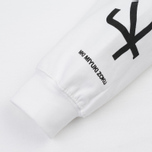 Мужская толстовка MKI Miyuki-Zoku Symbol Arm Hoody White фото- 3