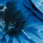 Мужская толстовка MKI Miyuki-Zoku Tie Dye Hoody Deep Sea фото - 1