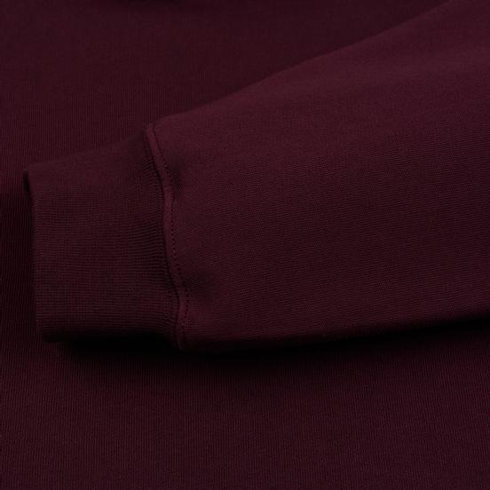 Мужская толстовка MSGM 3D Print Hooded Burgundy