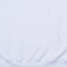 Мужская толстовка MSGM 3D Print Hooded Optical White фото- 2