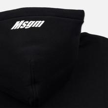 Мужская толстовка MSGM Colorful Logo Print Hoodie Black фото- 5