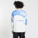 Мужская толстовка MSGM Shiro Print Multicolor фото- 2