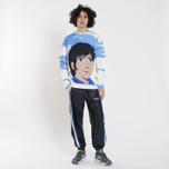 Мужская толстовка MSGM Shiro Print Multicolor фото- 3