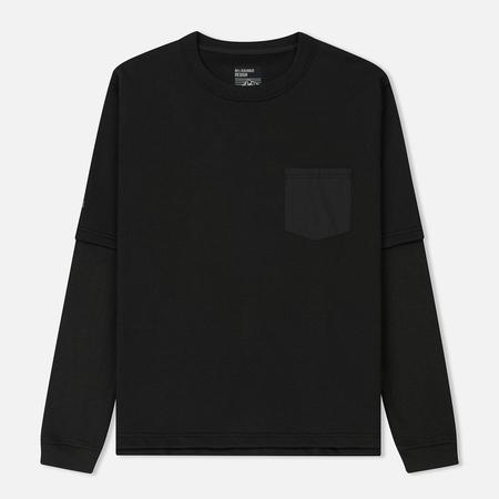 Мужская толстовка Mt. Rainier Design Cotton Pile Layered Top Black